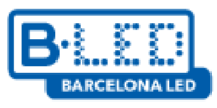 Logotipo de Barcelona LED